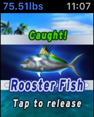 Flick Fishing Screenshots