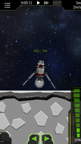 SimpleRockets Screenshot