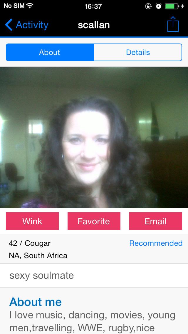 Cougar dating i Australia