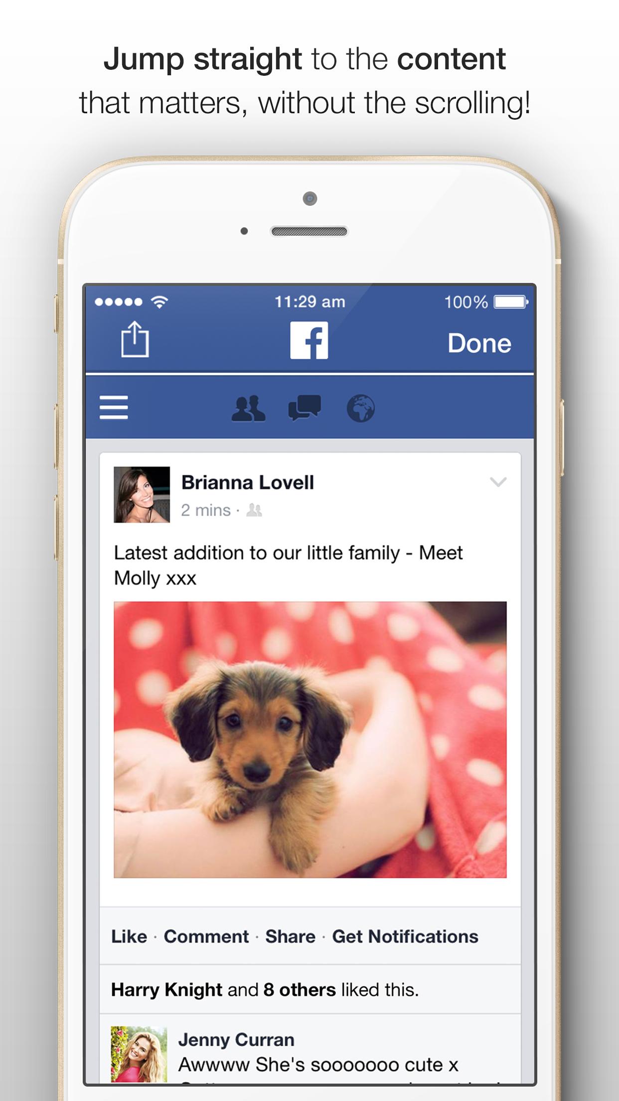 Beehive - Social Digest & Widget for Facebook, Twitter and Instagram screenshot-3