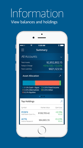 Morgan Stanley Mobile App
