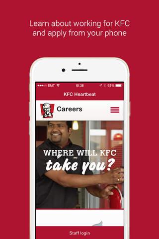 KFC Heartbeat - appPicker