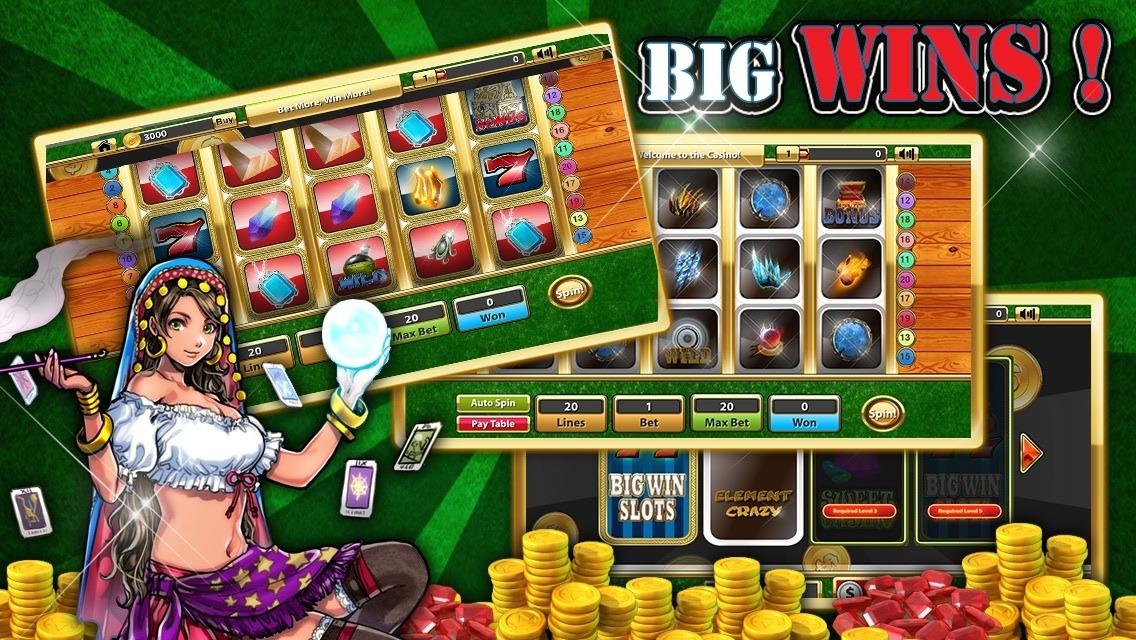 Big Online Slot Win