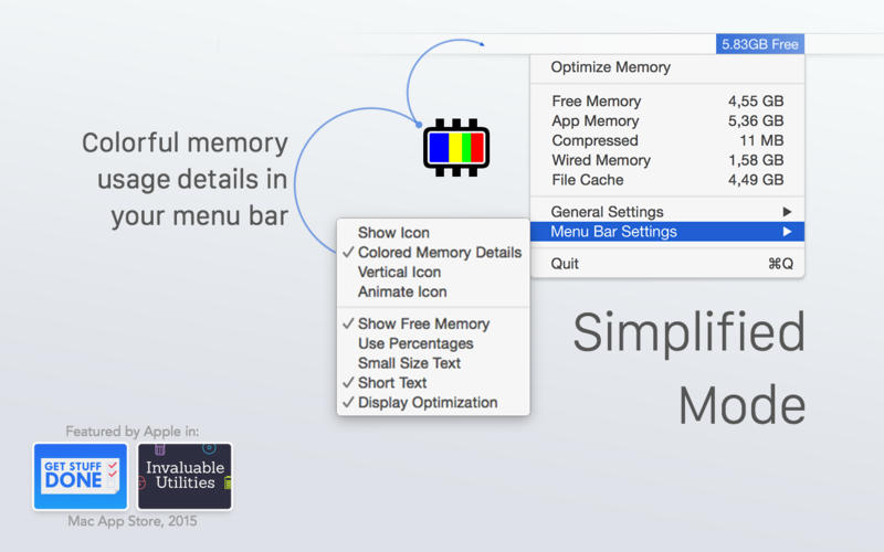#3. Memory Cleaner - Monitor,Free Up,Fast Clean Memory (macOS)