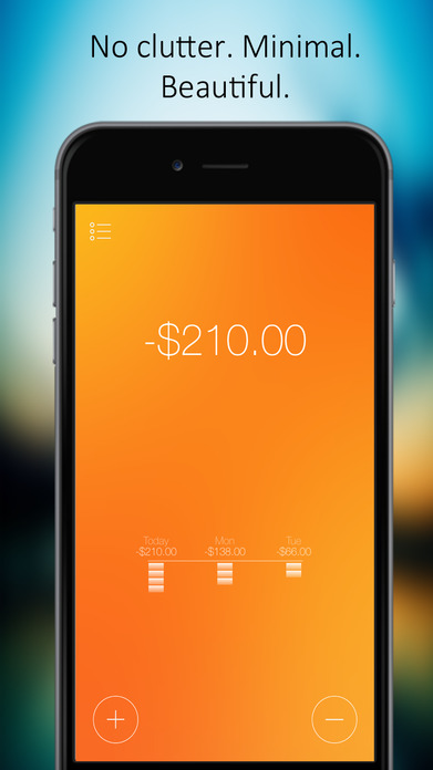 Daily Budget Original - The Fastest Way to Save Money, Guaranteed! Screenshot