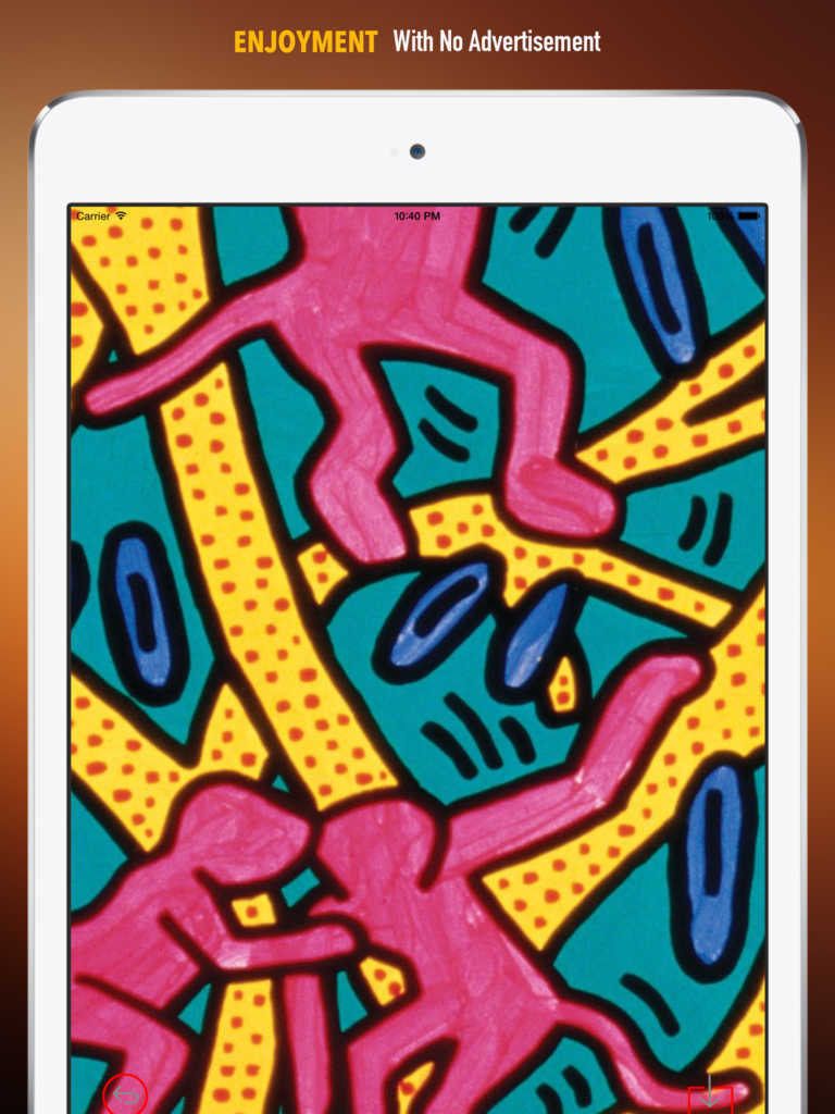 Keith Haring Paintings Hd Wallpaper And His Inspirational Quotes Backgrounds Creator