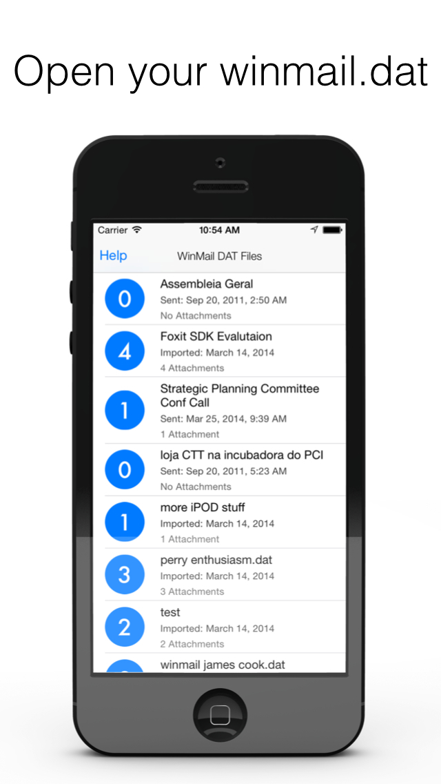 Winmail Dat App For Iphone