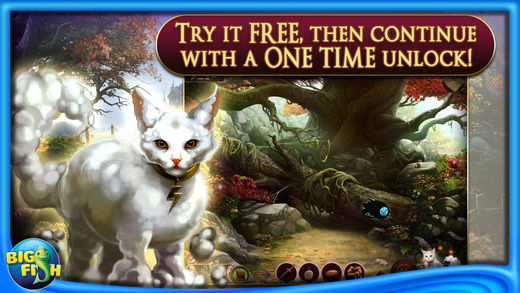 Otherworld: Shades of Fall - A Hidden Object Game with Hidden Objects Screenshot