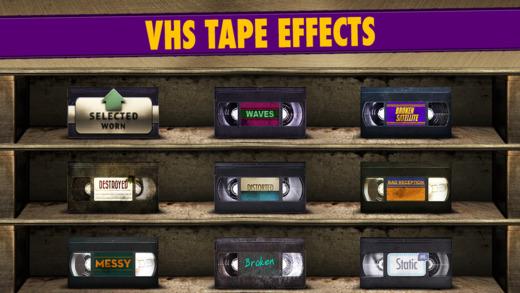 VHS FX Maker - AppRecs