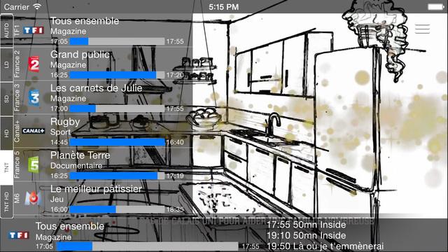 application iphone pour freebox multiposte le forum de. Black Bedroom Furniture Sets. Home Design Ideas