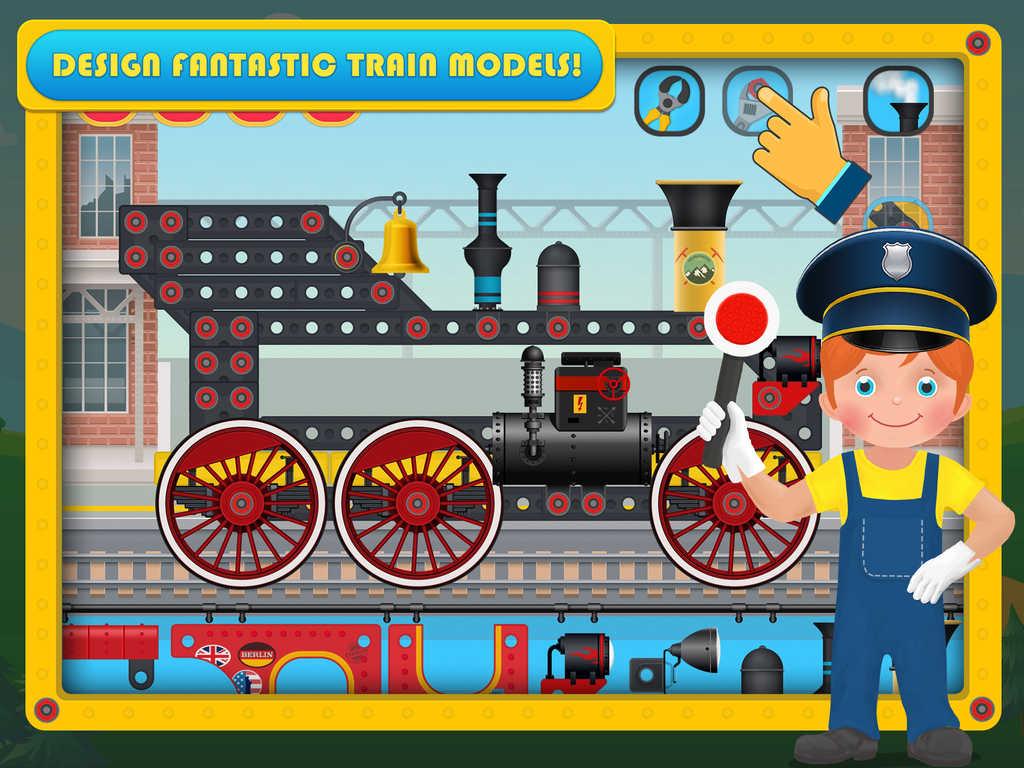 App Shopper: Train Simulator & Maker Games: Fun Free Game ...