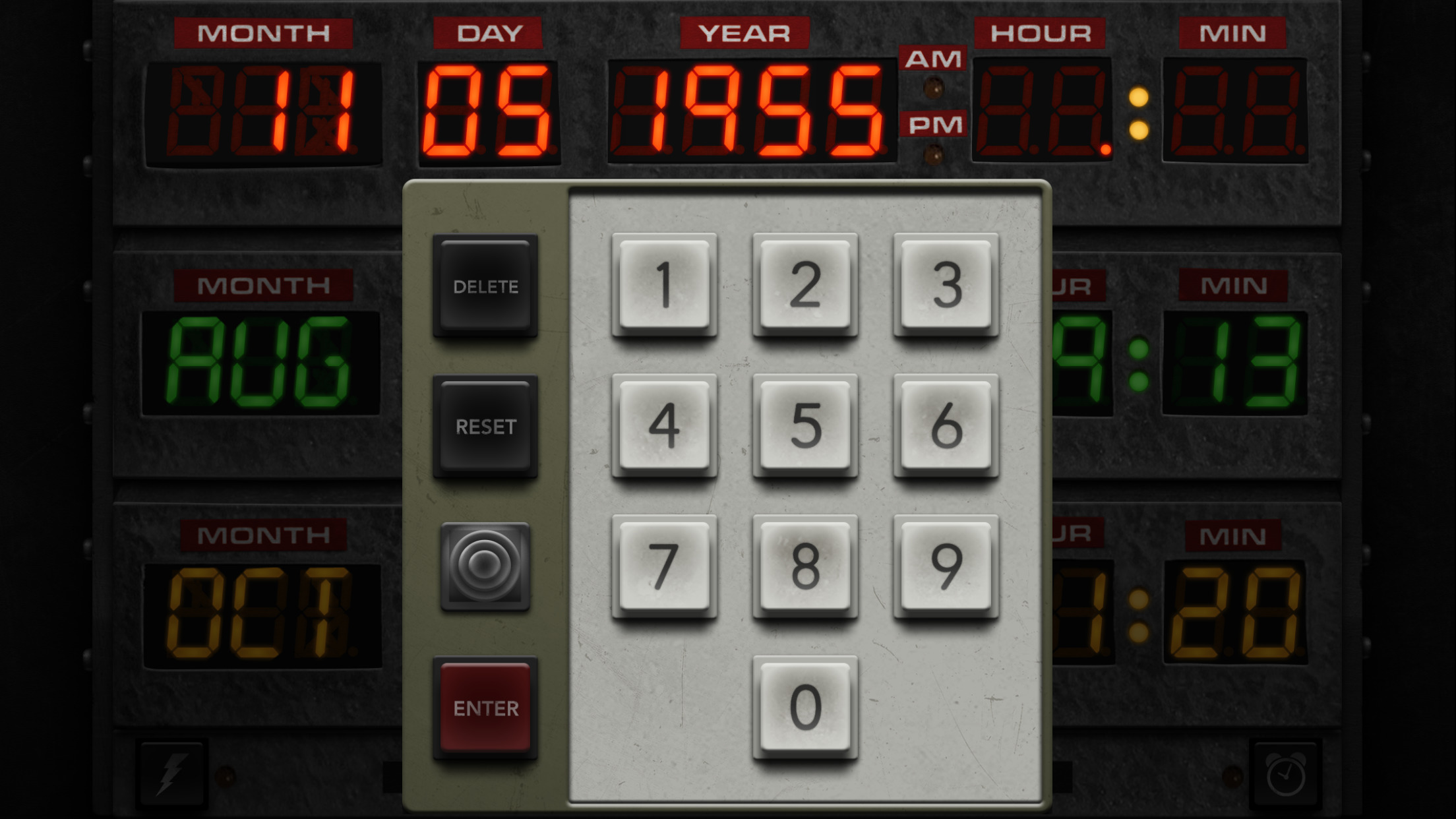 Back to the Future: Flux Capacitor screenshot-4
