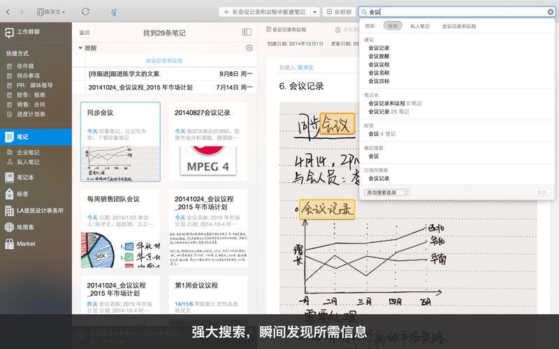 印象筆記 Evernote for Mac