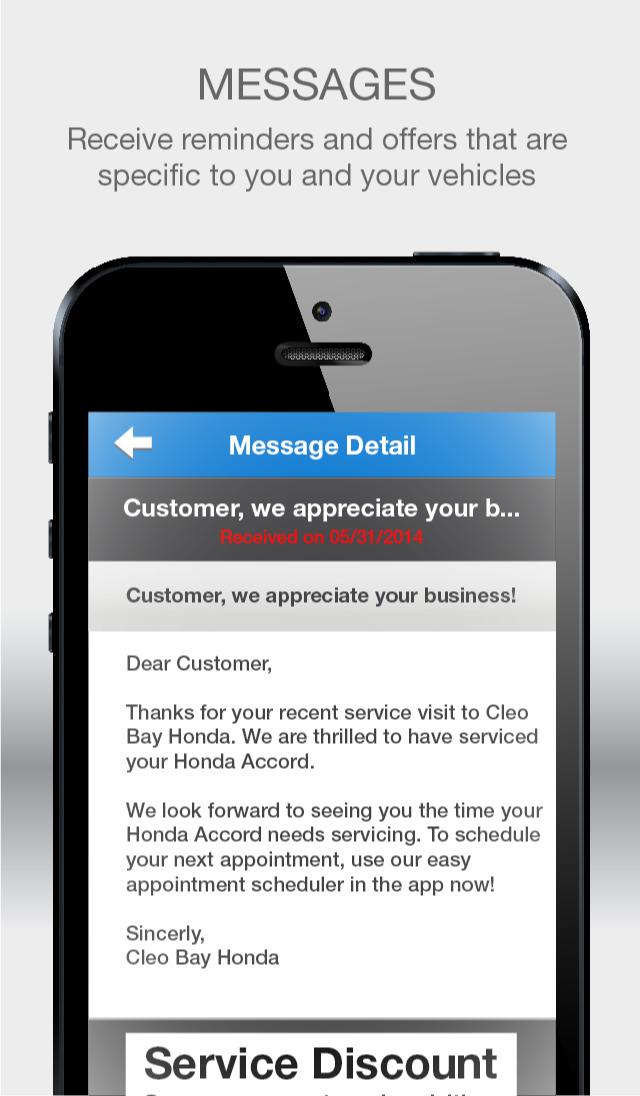 Cleo Bay Honda >> App Shopper Cleo Bay Honda Productivity