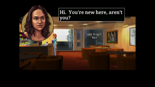 Blackwell 4: Deception Screenshot