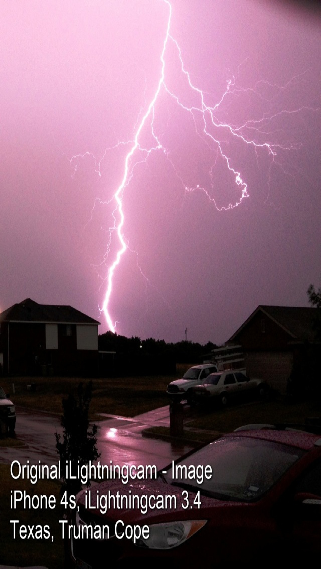iLightningCam - Lightning Strike Photography