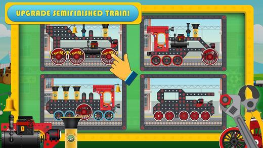 Train Simulator Maker Games Build & Drive Car Fun Game for ...