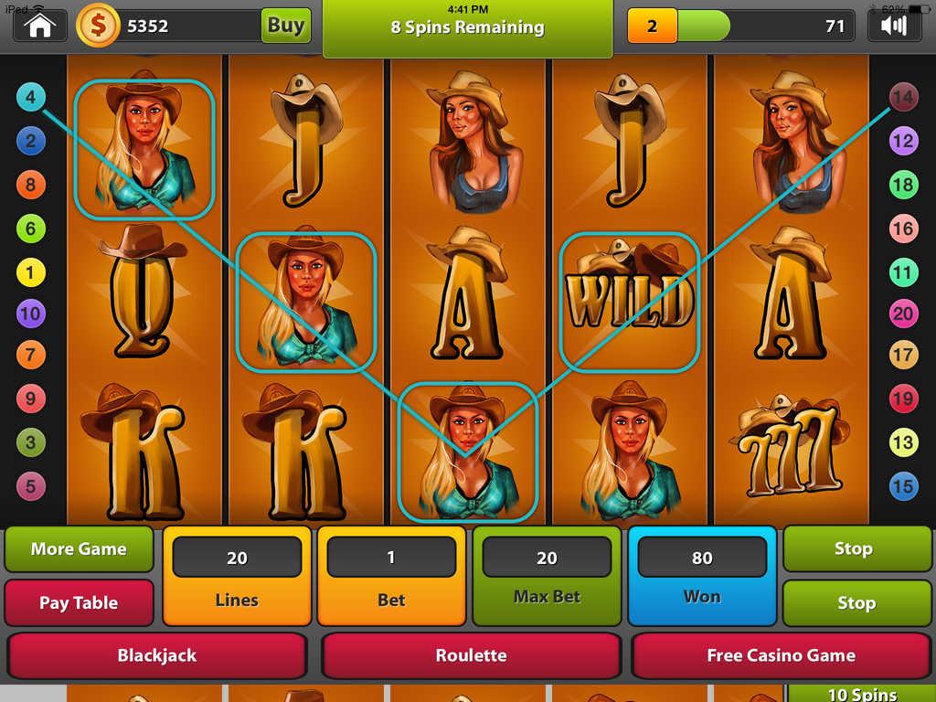 Slot machines at delta downs