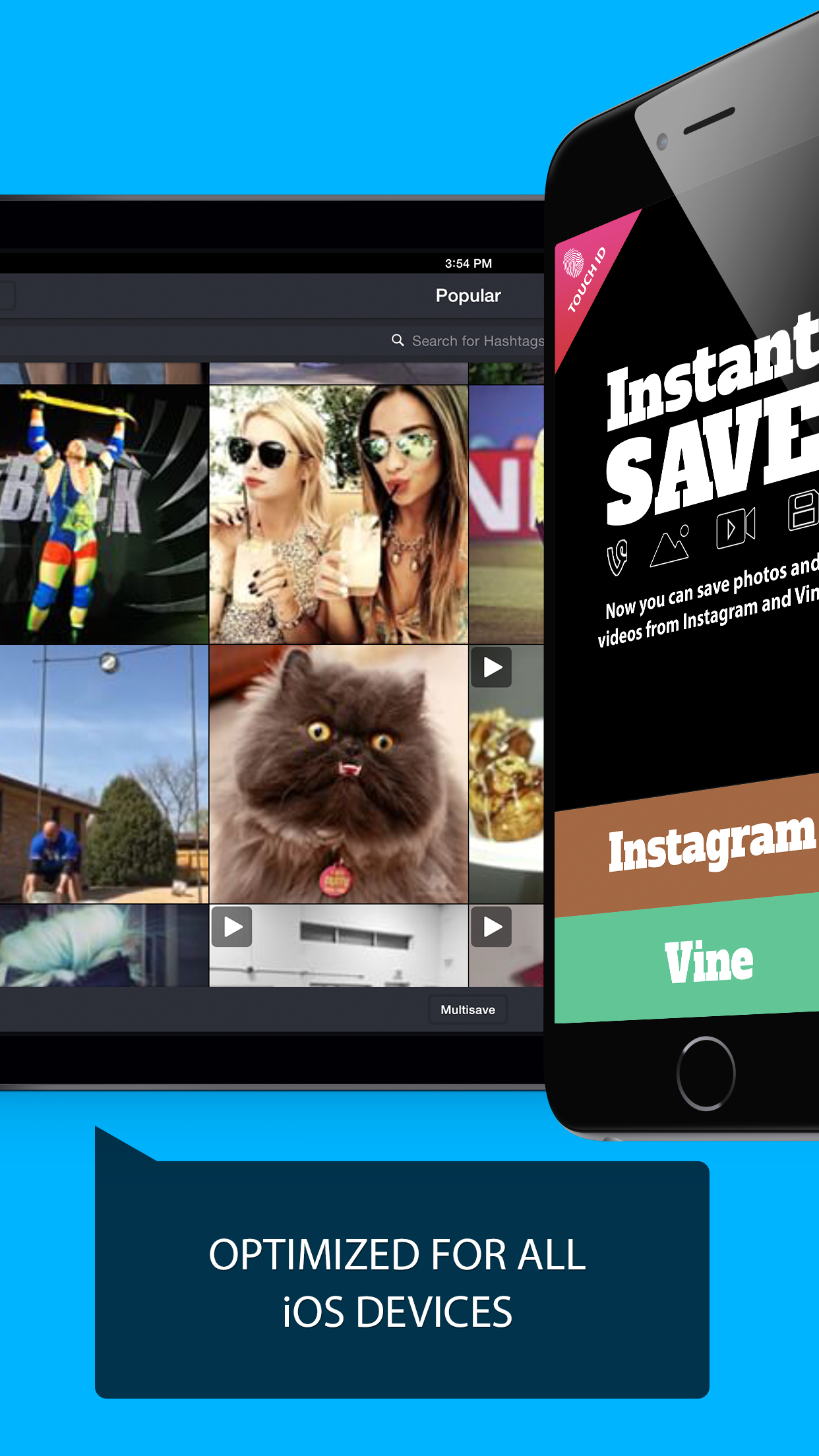 InstantSave - Save Photos & Videos From Instagram and Vine screenshot-4