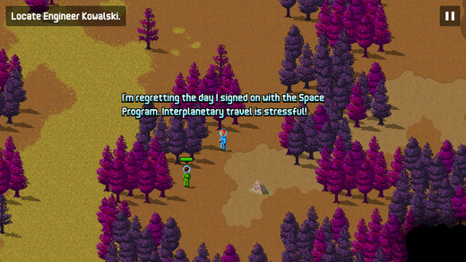 Space Age: A Cosmic Adventure Screenshot