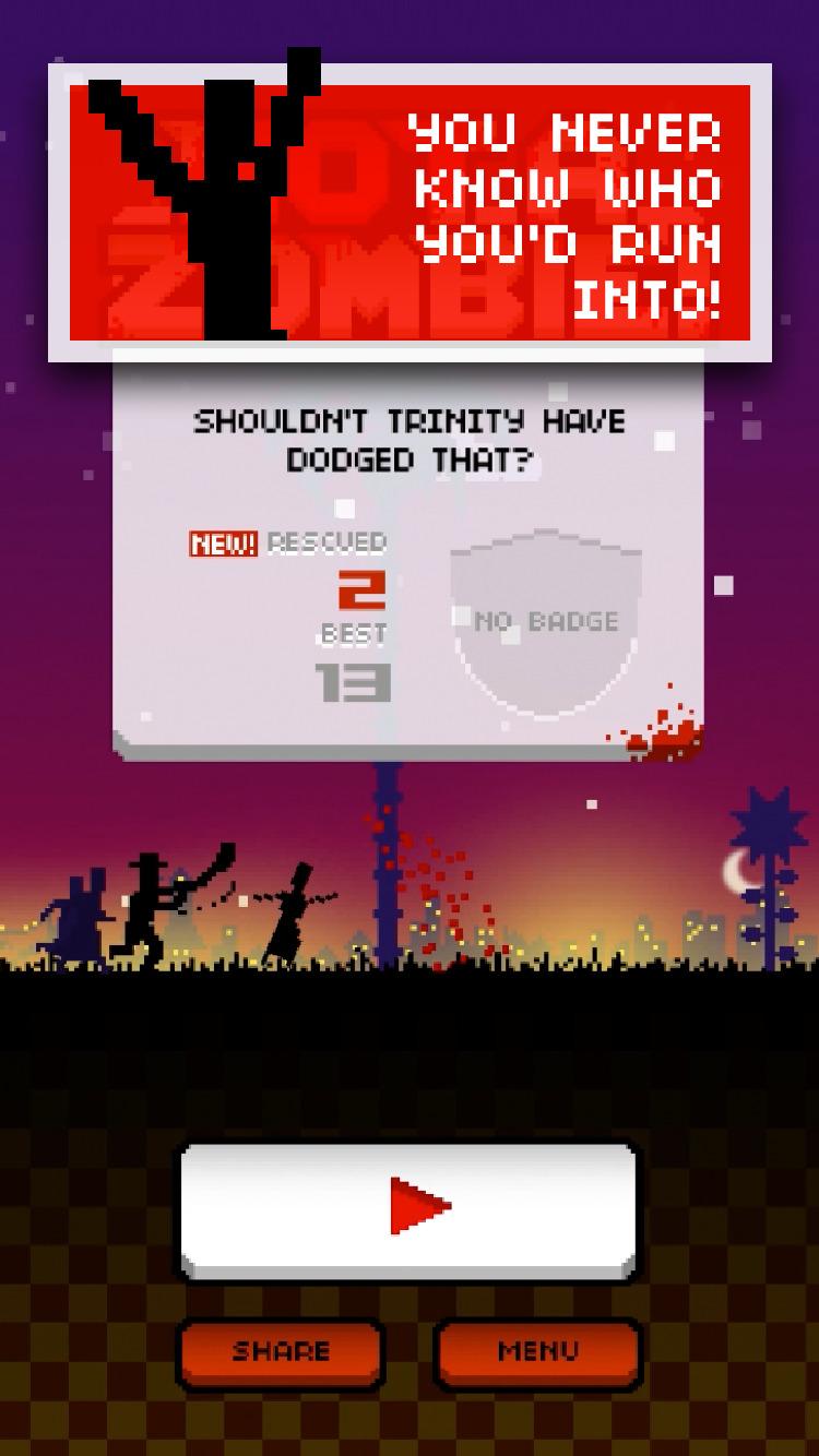 Dead Run screenshot-4
