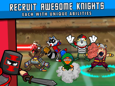 Flick Knights Screenshot