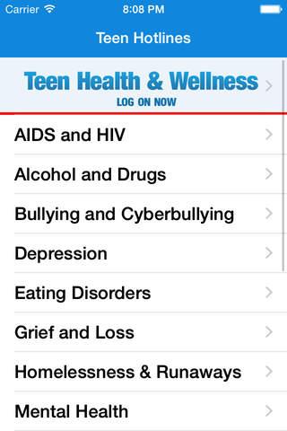 Teen Hotlines 35