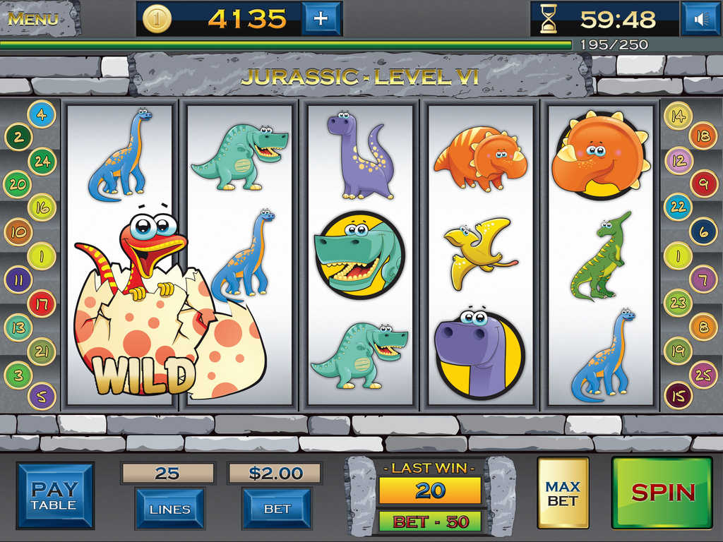 Slot Machines Free App
