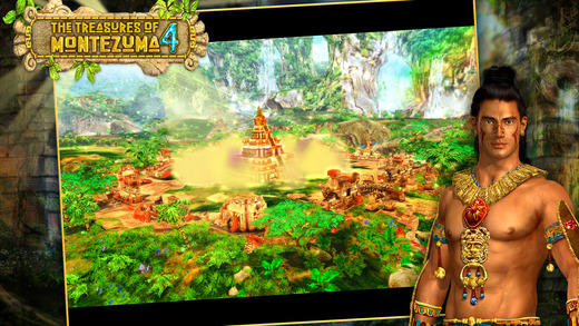 The Treasures of Montezuma 4 Screenshot