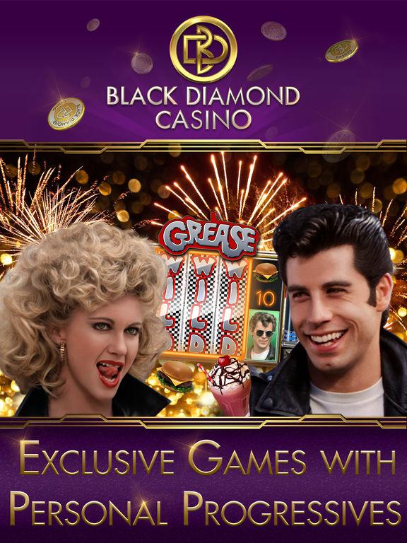slots - black diamond casino itunes
