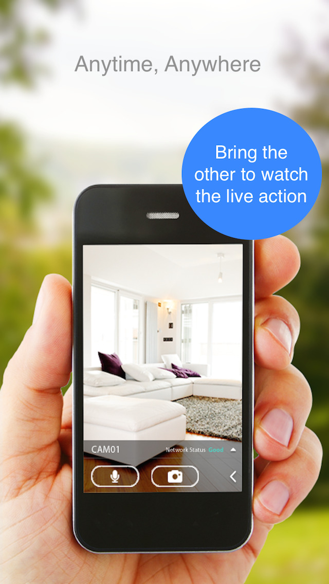 Download Alfred - Home Security Surveillance IP Camera App Store