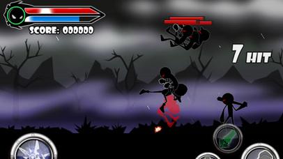 Stickman Fighting Screenshot on iOS