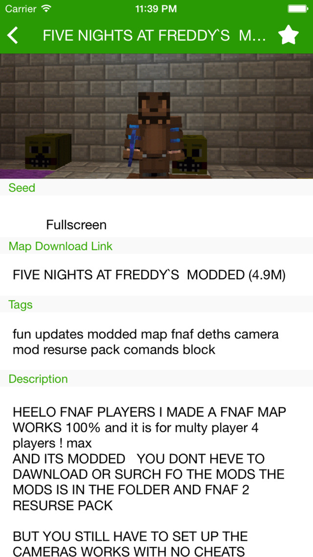 Seeds & Mods for Minecraft PE - Best Pocket Edition Crafting