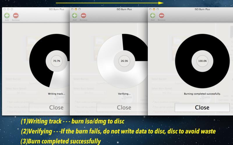 ISO Burn Plus by Ruiying Duan - App Info