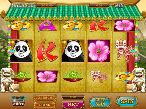 Free casino slot games panda