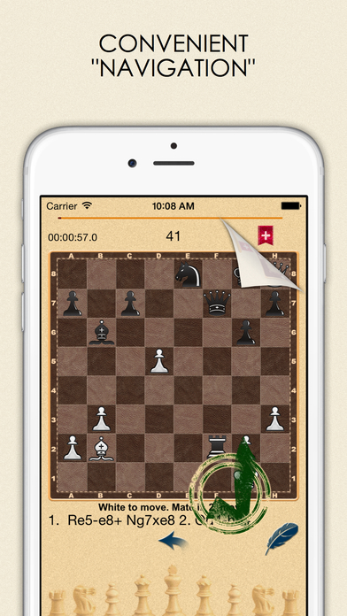 Mate in 2? OK! v.1 Screenshot on iOS