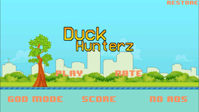 Duck Hunterz - Amazing Free Game Screenshot on iOS