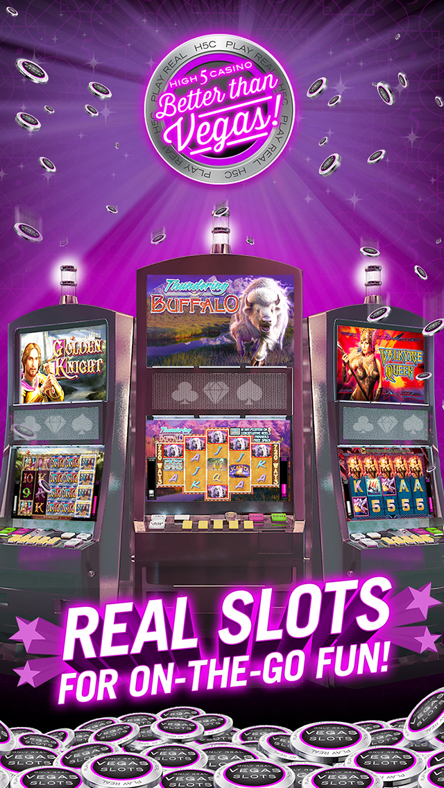 High 5 casino games free