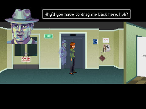 Blackwell 1: Legacy Screenshot
