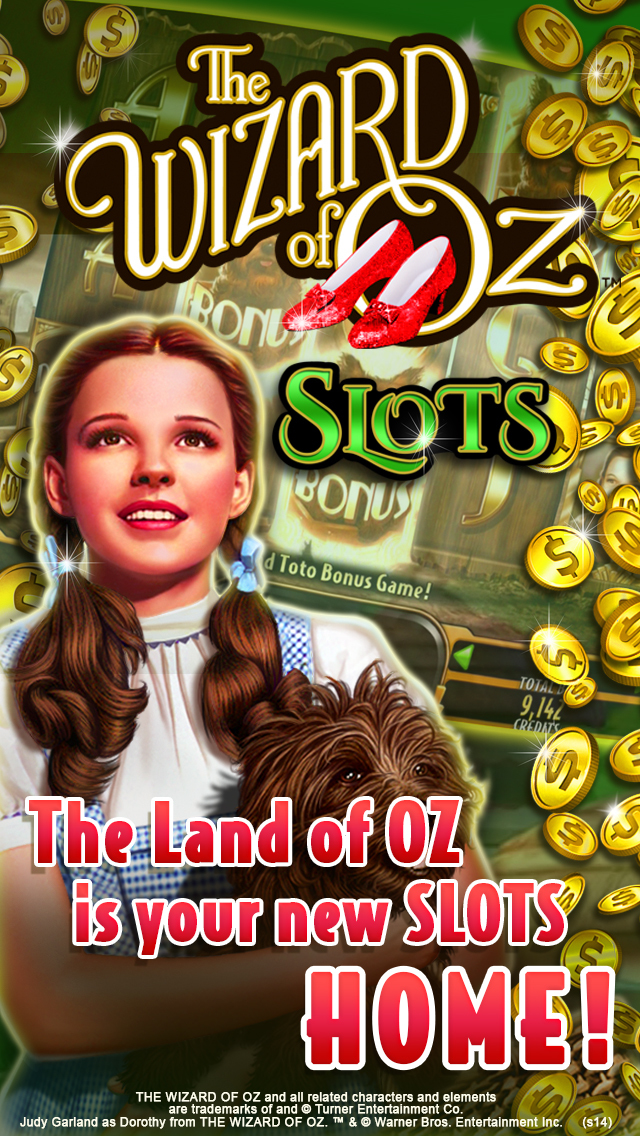 Wizard Of Oz Casino Slots Game