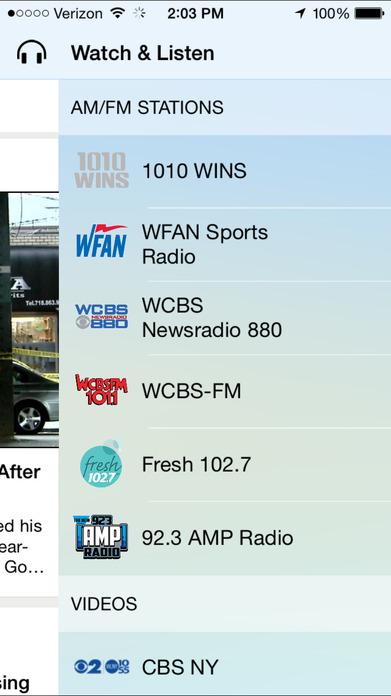 CBS Local Screenshot
