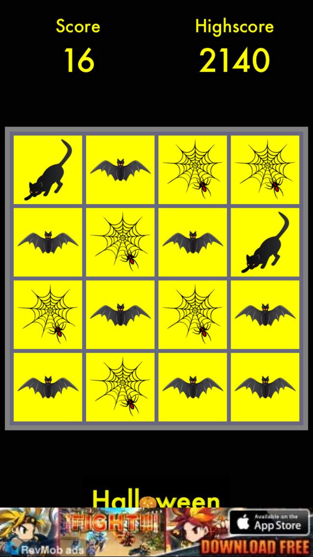 Halloween Iconz Screenshot on iOS