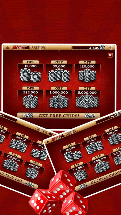 Arcade Casino Pro : Old School Casino Application Screenshot on iOS