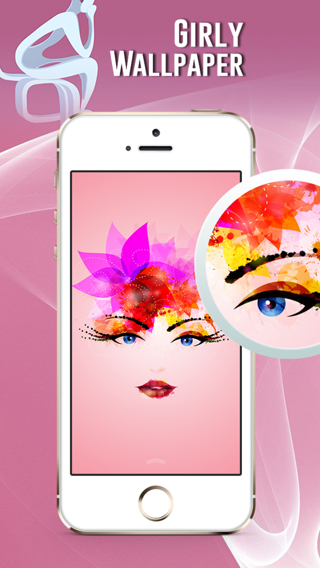 Girly Wallpapers Backgrounds In Pink Hd Quality Home Screen Lock Screen Theme Images By Mohammad Khaled