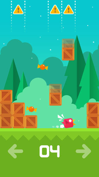 Run Bird Run Screenshot
