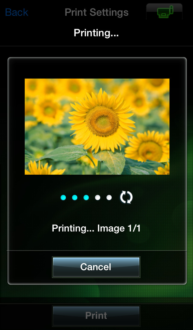 Canon Easy-PhotoPrint screenshot-3
