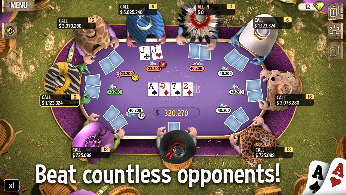 Poker Apps Without Internet