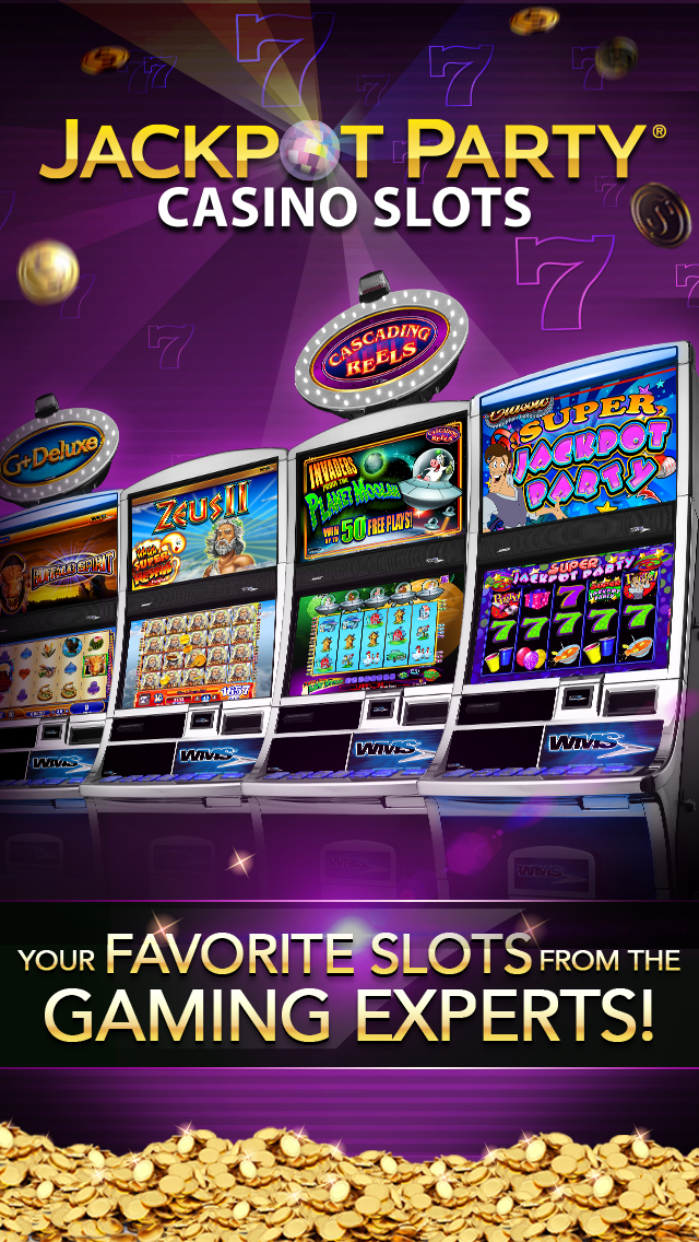 Jackpot Party Casino Update