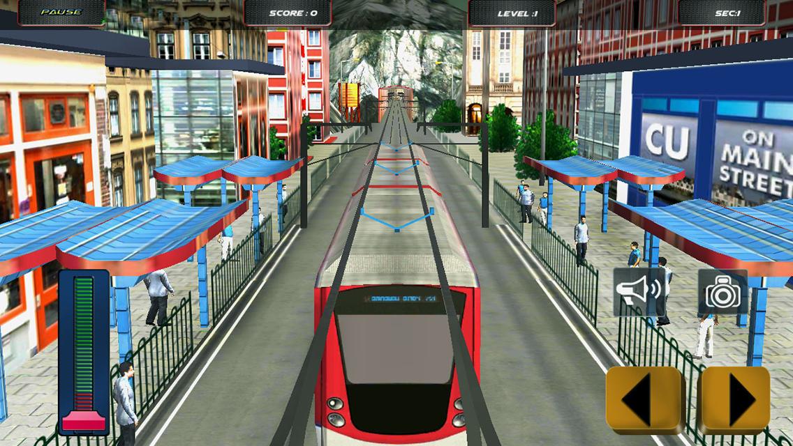 app shopper paris metro train simulator games. Black Bedroom Furniture Sets. Home Design Ideas