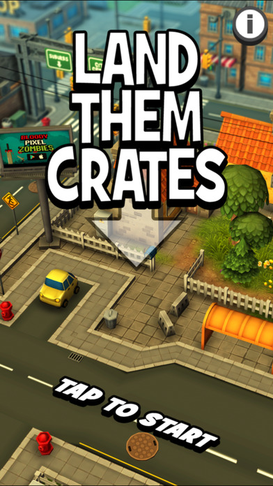 Land Them Crates Screenshot